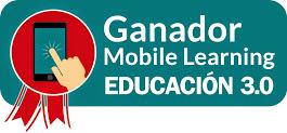 Ganador Premios Mobile Learning